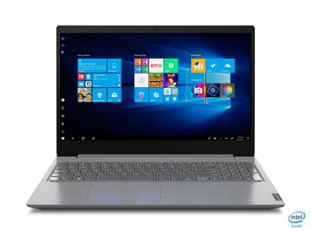 "Laptop Lenovo V15-IIL, Procesor 10th Generation Intel® Core™ i3-1005G1 up to 3.40 GHz, 15.6"" FHD (1920x1080) anti-glare, ram 4GB 2666MHz DDR4, 1TB HDD 7200rpm, Intel UHD Graphics, culoare Iron Grey, DOS"
