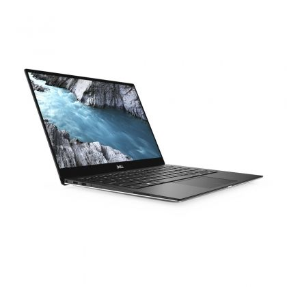 Laptop Dell XPS 9300, Intel Core (10th Gen) i7-1065G7, 13.4'', 16:10, FHD+ InfinityEdge, RAM 8 GB,  512GB SSD, Iris(R) Plus Graphics - integrata,Silver, Win10 Pro