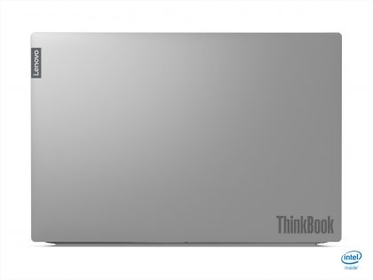 "Laptop Lenovo ThinkBook 15-IIL, Intel Core (10th Gen) I7-1065, 15.6"" FHD, RAM 16GB, SSD 512G, Integrated Intel UHD Graphics, Culoare: Mineral Grey, DOS"