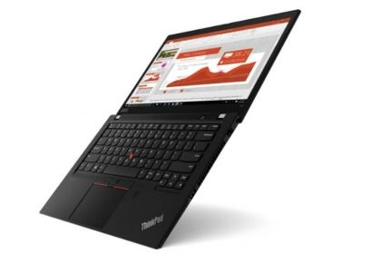 "Laptop Lenovo ThinkPad T14 Gen 1 (AMD), 14"" FHD IPS 400nits Anti-glare, AMD Ryzen 7 PRO 4750U, RAM 16GB, 512 GB SSD, Integrated AMD Radeon Graphics, Culoare: Black, Windows 10 Pro"