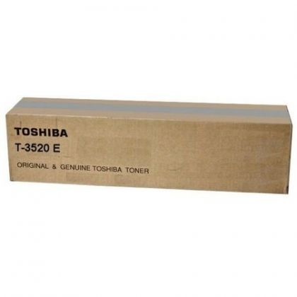 Toner Original Toshiba T-3520E (6AJ00000037) Black Toner Cartridge