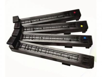 Premium Economy Toner Cartridge black (16500 pagini) HP Color LaserJet CP 6012 / 6015n / 6015dn / 6015x