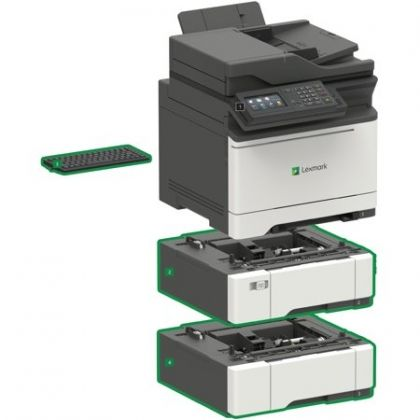 LEXMARK CX622ADE COLOR LASER MFP