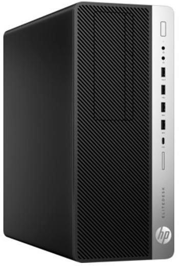 Desktop HP 400 G6 MT, Intel Core i5-9500, RAM 8GB, SSD 256GB, Intel UHD Graphics 630, Windows 10