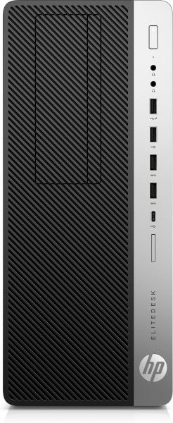 HP ProDesk 400 G6 Microtower PC, 3 GHz, 9th gen Intel® Core™ i5, 8 Giga Bites, 256 Giga Bites, DVD-RW, FreeDOS