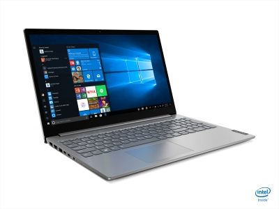 "Laptop Lenovo ThinkBook 15 - IIL, Intel Core (10th Gen) i5-1035G4, 15.6"" RAM 16GB, SSD 512G, Intel UHD Graphics, Culoare: Mineral Gray, DOS"