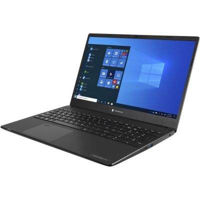 Laptop Toshiba Dynabook 15.6'' Satellite Pro L50-G-1CD, FHD, Procesor Intel® Core™ i7-10510U (8M Cache, up to 4.90 GHz), 8GB DDR4, 512GB SSD, GMA UHD, Win 10 Pro, Black