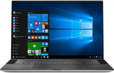 "Ultrabook Dell XPS 9500 (Procesor Intel® Core™ i7-10750H (12M Cache, up to 5.00 GHz), Comet Lake, 15.6"" FHD+, 8GB, 512GB SSD, nVidia GeForce GTX 1650Ti @4GB, FPR, Win10 Pro, Argintiu)"