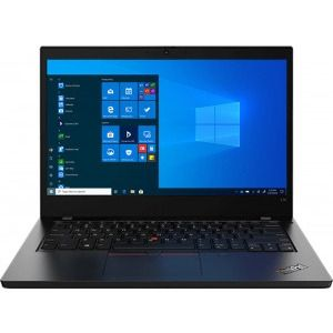 "Laptop Lenovo 14'' ThinkPad L14 Gen 1, Procesor AMD Ryzen™ 7 PRO 4750U  up to 4.1 GHz, 14"" FHD (1920x1080) IPS 250nits anti-glare, ram 16GB 3200MHz DDR4, 512GB SSD M.2 PCIe NVMe, AMD Radeon Graphics, culoarte Black, Windows 10 Pro"