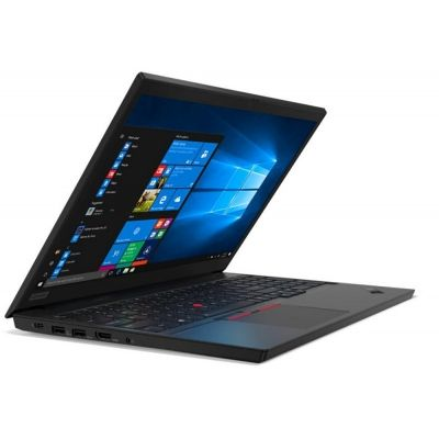 "Laptop ThinkPad E15 Gen 2, Procesor 11th Generation  Intel® Core™ i7-1165G7 up to 4.70 GHz, 15.6"" FHD (1920x1080) IPS 250nits Anti-glare, ram 16GB 2666MHz DDR4, 512GB SSDM.2 PCIe NVMe, NVIDIA GeForce MX450 2GB GDDR5, culoare Black, Windows 10 Pro"