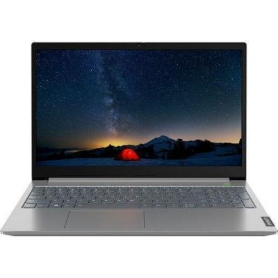 Laptop ThinkBook 15 G2 ITL, Procesor 11th Generation Intel® Core™ i3-1115G4 up to 4.10 GHz, 15.6'' FHD (1920x1080) IPS 250nits anti-glare, ram 8GB 3200MHz DDR4, 256GB SSD M.2 PCIe NVMe, Intel UHD Graphics, culoare Grey, DOS