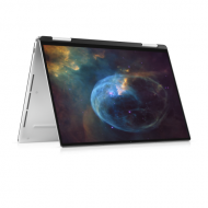 "Laptop Dell XPS 9310 2in1, Procesor 11th Generation Intel(R) Core(TM) i7-1165G7 up to 4.70 GHz, 13.4"" UHD (3840x2400) WLED Touch Display, ram 32Gb 4267 MHz LPDDR4, 1TB SSD M.2  PCIe NVMe, Intel(R) Iris Xe Graphics, culoare Platinum Silver, Win 10Pro"