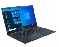 "Laptop Toshiba Satellite Pro C50-H-10W, Procesor 10th Generation Intel® Core™ i3-1005G1 up to 3.40GHz, 15.6"" FHD (1920x1080) anti-glare, RAM 8GB 3200MHz DDR4, 256GB SSD M.2 PCIe NVMe,  Intel® UHD Graphics, culoare Dark Blue, Dos"