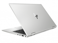"Laptop HP EliteBook x360 830 G7, Procesor 11th Generation Intel Core i5-10210U up to 4.20GHz, 13.3"" FHD (1920x1080) Touchscreen Corning® Gorilla® Glass 5, ram 8GB 2666MHz DDR4, 512GB SSD M.2 PCIe NVMe, Intel® UHD Graphics, culoare Silver, Windows 10 Pro"